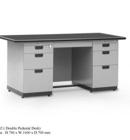 Jual Meja Kantor Alba DP 402