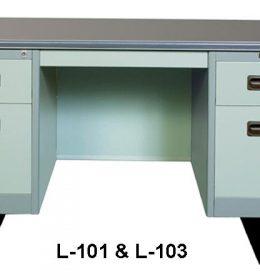 Jual Meja Kantor Lion Laci L-101