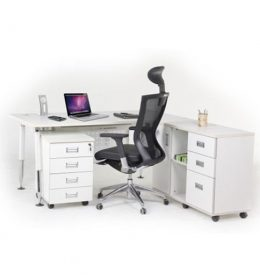 Jual Meja Kantor Aditech FR 07