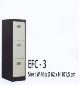 jual Filing Cabinet Emporium EFC – 3