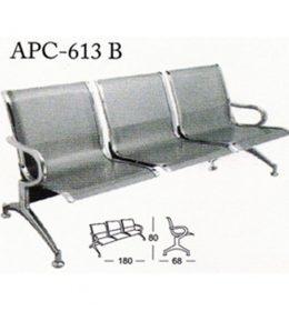 jual Kursi Tunggu Kantor Subaru APC 613 B
