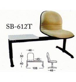 jual Kursi Tunggu Kantor Subaru SB 612 T