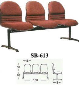 jual Kursi Tunggu Kantor Subaru SB 613