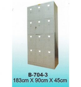 jual Locker Brother 12 Pintu B-704-3