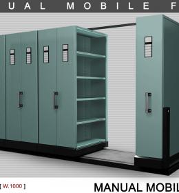 jual Mobile File System Manual Alba MF-6-22 (30 CPTS)
