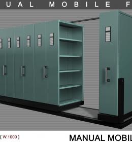 jual Mobile File System Manual Alba MF-8-22 (40 CPTS)