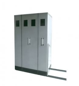 jual Mobile File Manual System VIP MFA-4BS185 (16 Comp)