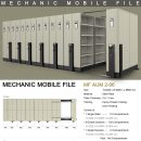 jual Mobile File Alba Mekanik MF AUM 2-06 ( 140 Compartments )
