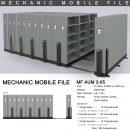 jual Mobile File Alba Mekanik MF AUM 3-05 ( 180 Compartments )