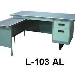 Jual Meja Kantor Lion L 103 AL