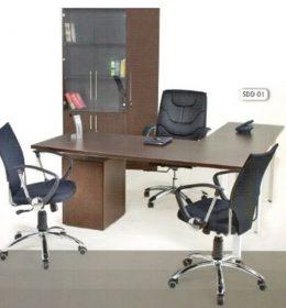 Jual Meja Kantor Aditech SDD 01