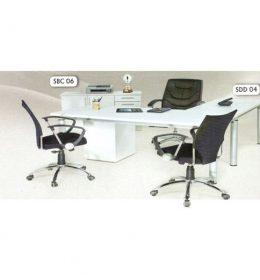 Jual Meja Kantor Aditech SDD 04