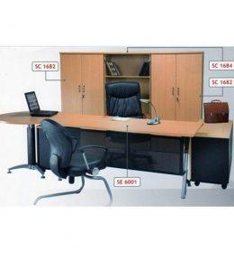 Jual Meja Kantor Aditech SE 6001