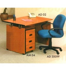 Jual Meja Kantor Aditech AD 02