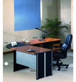 Jual Meja Kantor Aditech AD 04
