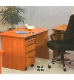 Jual Meja Kantor Aditech TD 12