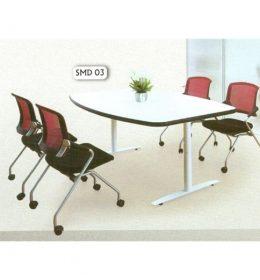 Jual Meja Meeting Kantor Aditech SMD 03