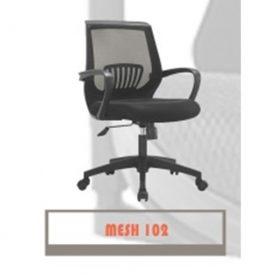 Jual Kursi Kantor Carrera Mesh 102