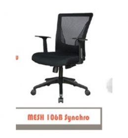Jual Kursi Kantor Carrera Mesh 106B Synchro