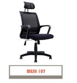 Jual Kursi Kantor Carrera Mesh 107