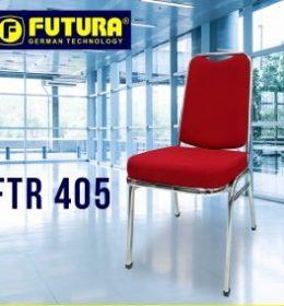 Kursi Susun Futura FTR 405