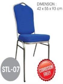 Jual Kursi Susun New Star STL-07