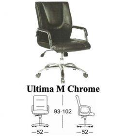jual Kursi kantor Subaru Ultima M Chrome