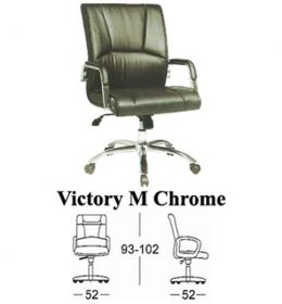 jual Kursi kantor Subaru Victory M Chrome