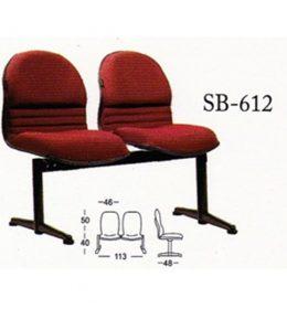 jual Kursi Tunggu Kantor Subaru SB 612