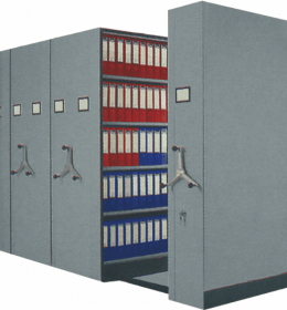 Jual Mobile File Mekanik VIP MFA-10BS185 (40 Comp)