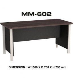 Jual Meja Kantor VIP MM 602