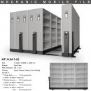 jual Mobile File Alba Mekanik MF AUM 3-02 ( 90 Compartments )
