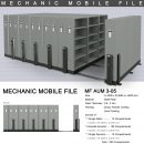 jual Mobile File Alba Mekanik MF AUM 3-05 ( 180 Compartments )