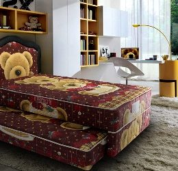 Jual Springbed Trendy 2 in 1 Kiddies Surabaya